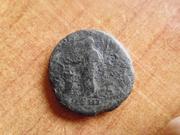 As de Adriano. SALVS AVGVSTI / COS III / S C. Salus P1400161