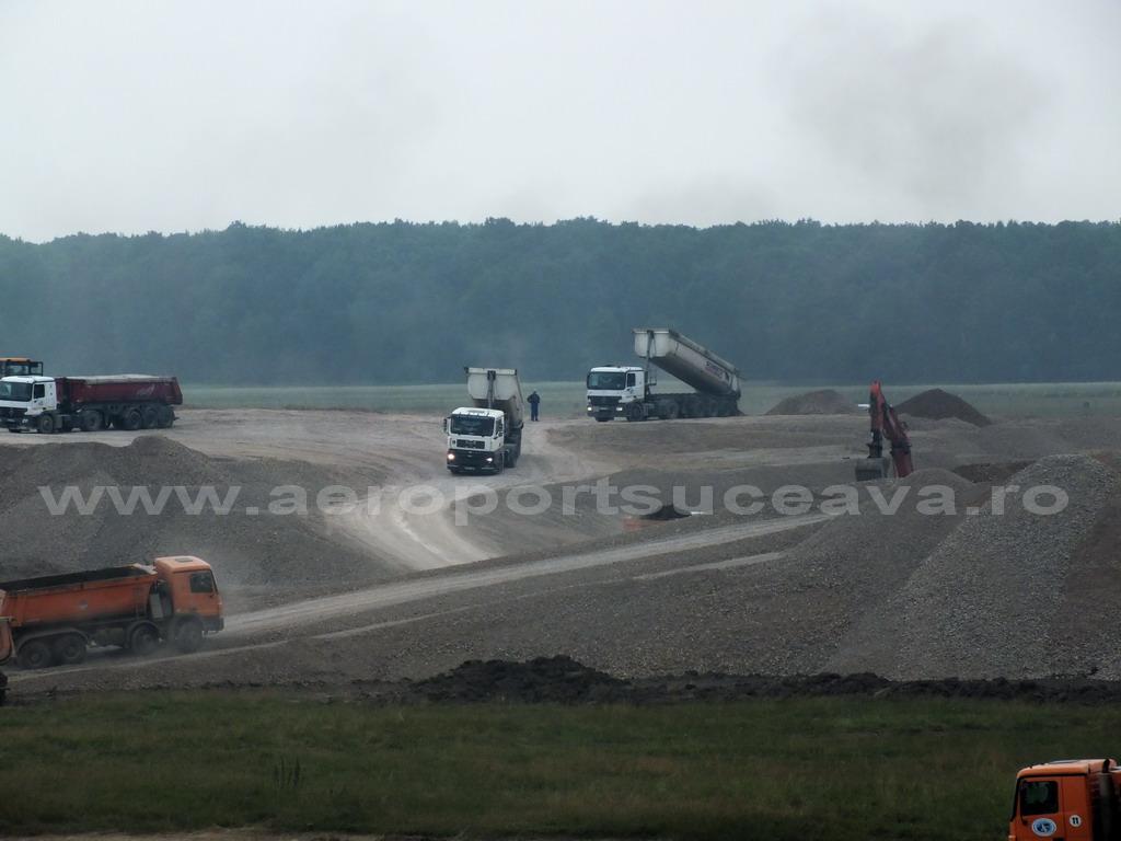 AEROPORTUL SUCEAVA (STEFAN CEL MARE) - Lucrari de modernizare - Pagina 2 DSCF8233