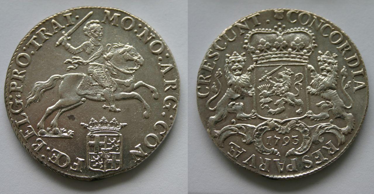 Jinete de plata de la provincia Utrecht, 1793 (Países Bajos) Zilveren_rijder_Utrecht_1793