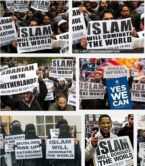 La Guerre des Images contre Islam AAAA