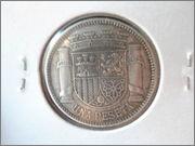 1 peseta 1933 (*3*4). II República. DSC04781