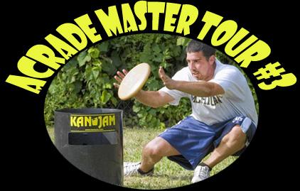 Acrade Master Tour 2015 Image