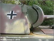 "Немецкий тяжелый танк PzKpfw V Ausf.G  ""Panther"",  rue D'Erezee, Manhay, Belgique Panther_Manhay_042"