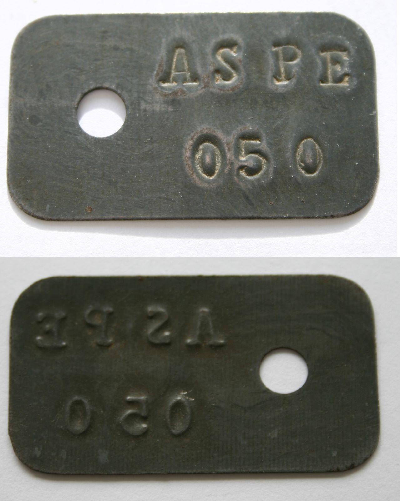 50 céntimos de Aspe. Guerra Civil Española. IMG_1202