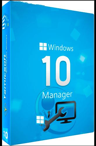 Yamicsoft Windows 10 Manager 2.1.5 Multilingual Jn_GLOX5