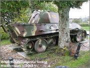 "Немецкий тяжелый танк PzKpfw V Ausf.G  ""Panther"",  rue D'Erezee, Manhay, Belgique Panther_Manhay_077"