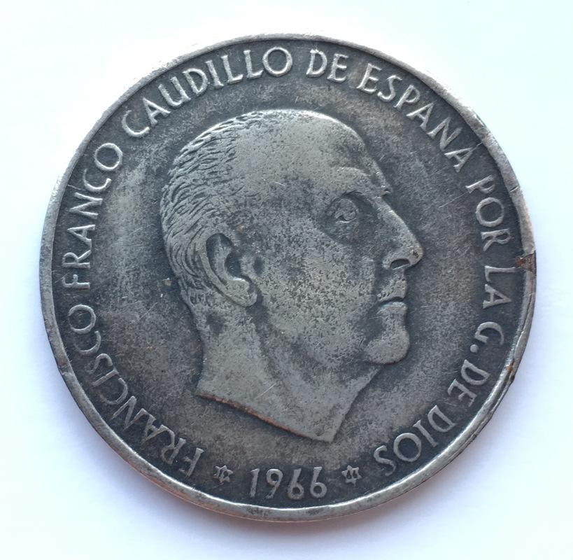 100 pesetas 1966 (*19-??). Estado Español. IMG_8971
