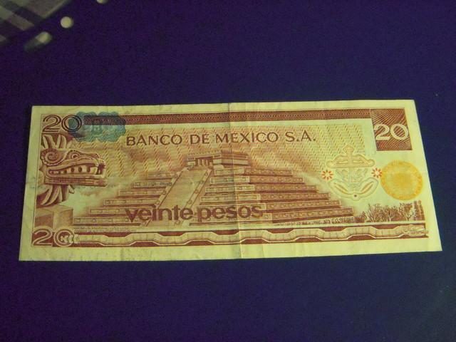 20 Pesos Mexico, 1977 DSCN7800
