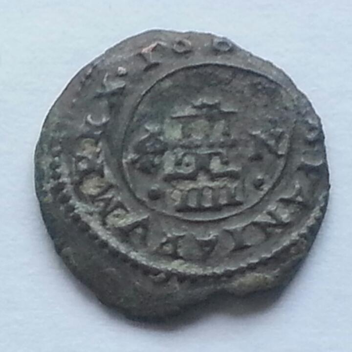 4 maravedis de Granada 166x - Felipe IV  20160309_184116_1