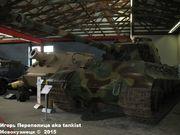 "Немецкий тяжелый танк PzKpfw VI Ausf.B ""Koenigtiger"", Sd.Kfz 182,  Deutsche Panzermuseum, Munster, Deutschland Koenigtiger_Munster_123"