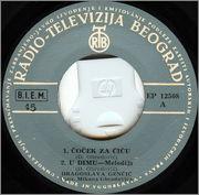 Dragoslava Gencic - Diskografija  1969_z_a