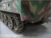Немецкий средний бронетранспортер SdKfz 251/7  Ausf D,  Musee des Blindes, Saumur, France 251_7_Saumur_097