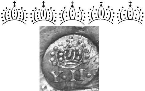 Philipsdaalder (Escudo) de 1561. Felipe II. Ducado de Gueldres, Nimega (con falso resello) Isabel_II