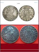 8 reales Carolus IIII  1802  Madrid .FA. Photo_Grid_1434208786396