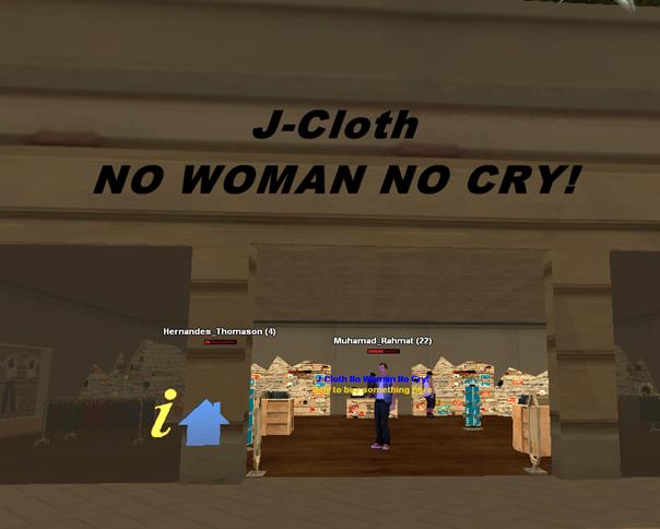[OPEN] :: J-Clothes Shop No Woman No Cry :: Bruno Monteiro Sa_mp_077