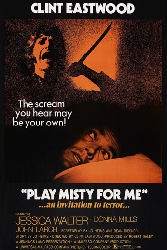 Clint Eastwood Playmisty