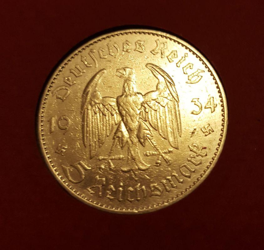 Monedas Conmemorativas de la Republica de Weimar y la Rep. Federal de Alemania 1919-1957 20170406_082649