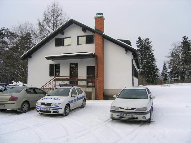"""Karaula """"Vič"""" VP 7646 - granični odsek Dravograd - 1986-1987 07_Karaula"""