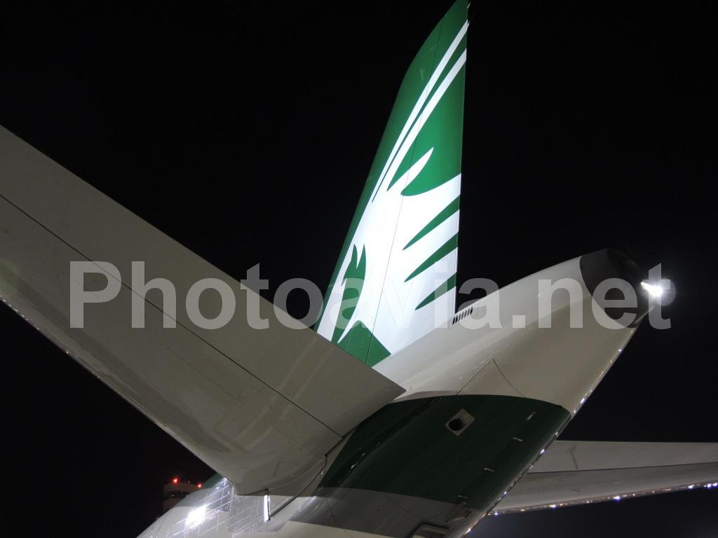 Al Maha Airways (QR / QTR) DSCN0534