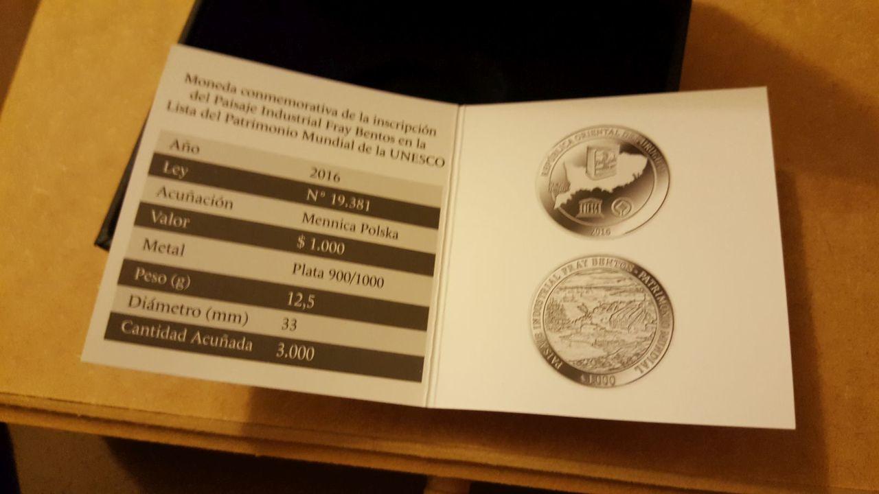 Monedas conmemorativas de Uruguay acuñadas en plata 1961 - Presente. - Página 2 20170706_221315