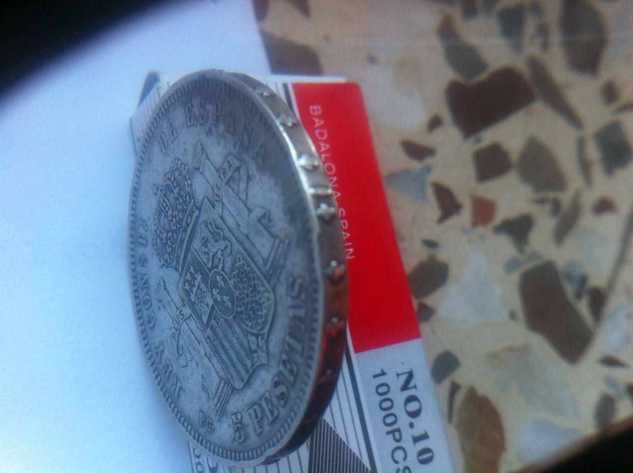 5 pesetas Alfonso XIII 1890 IMG_4009