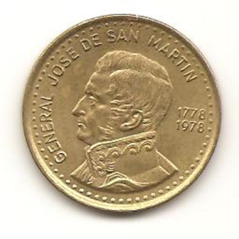 100 pesos de 1978 de Argentina Image