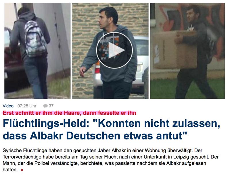 BRD under attack – Terror und Panik: München, Würzburg, Ansbach, Reutlingen - Seite 4 Haare