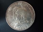 2 y 5 Marcos de 1.901, Conmemorativas del Bicentenario del Reino de Prusia DSCN1605