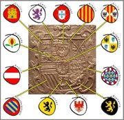 Filipo milanés 1657. Felipe IV. Filipo_1557_Lanzarote