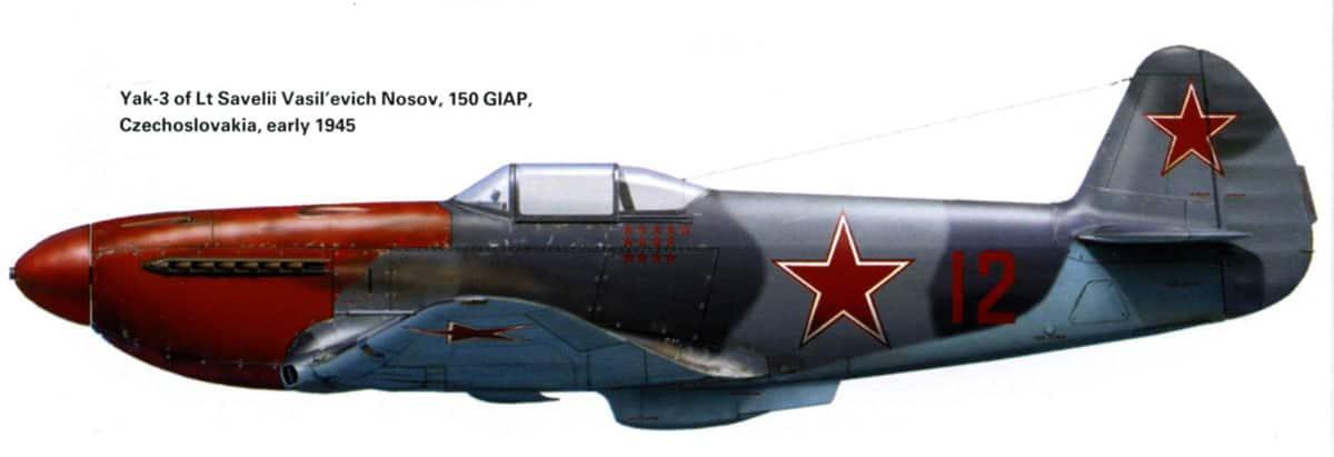 Yak-3 Saveliya V. Nosova 1_3_b5