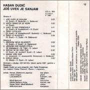 Hasan Dudic -Diskografija Hasan_Dudic_1987_z