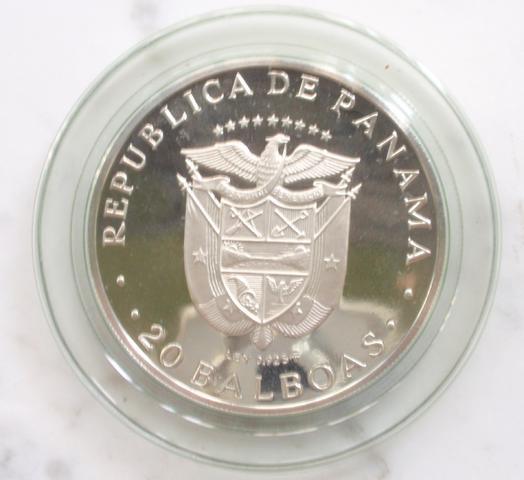 20 Balboas 1974. Panamá 0_20_balboas_rev