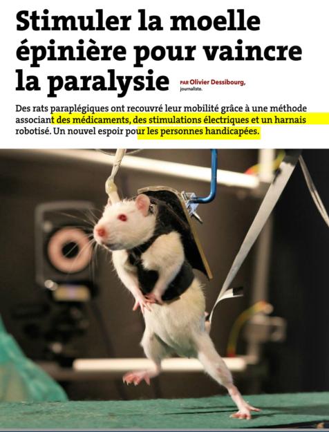 science défie jésus Paralysie2