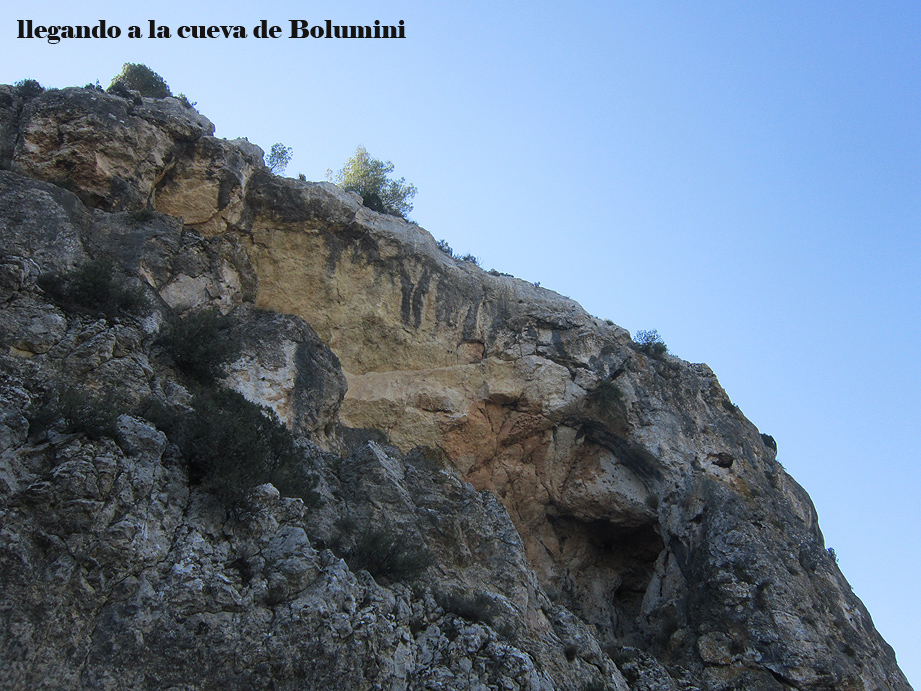 ALFAFARA-COVA DE BOLUMINI....ruta motosenderista Bolu17