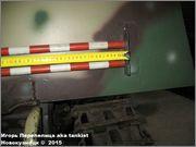 """Немецкая 15,0 см САУ """"Hummel"""" Sd.Kfz. 165,  Deutsches Panzermuseum, Munster, Deutschland Hummel_Munster_139"""