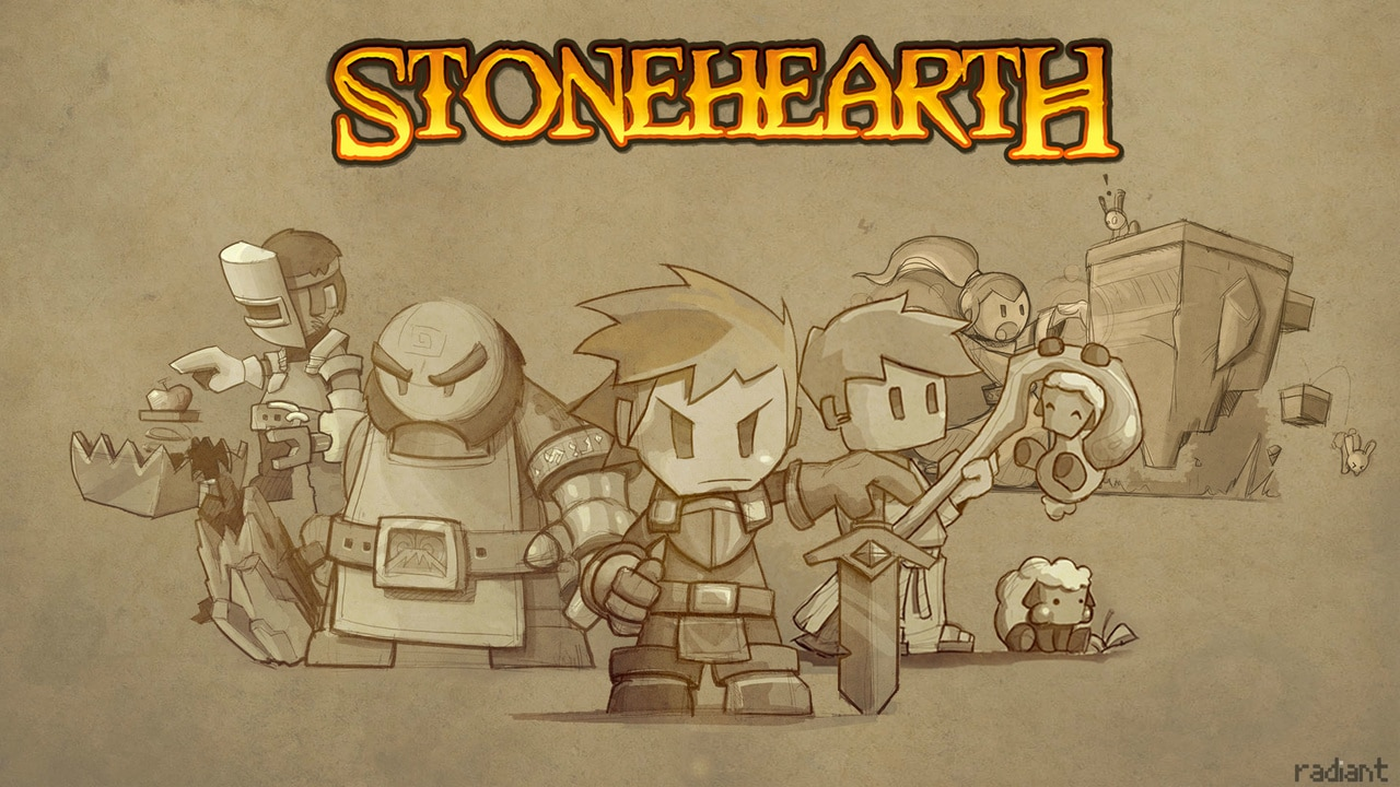 Stonehearth Alpha 18 building templates pack 1 Image