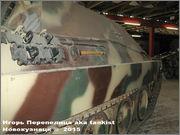 """Немецкая тяжелая САУ  """"JagdPanther""""  Ausf G, SdKfz 173, Deutsches Panzermuseum, Munster Jagdpanther_Munster_101"""