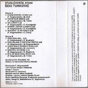Seki Turkovic - Diskografija 1990_z