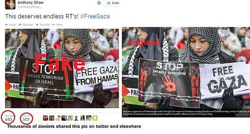 La Guerre des Images contre Islam Israel_propaganda