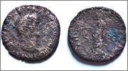 As de Vespasiano. FIDES PVBLICA /S C Moneda_romana