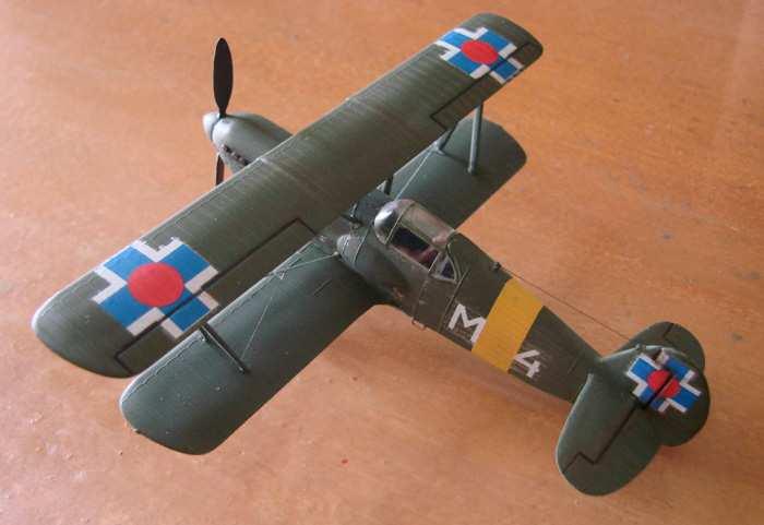 Avia B-534 serieIV., KP i RSmodels, 1/72 DSC00160a