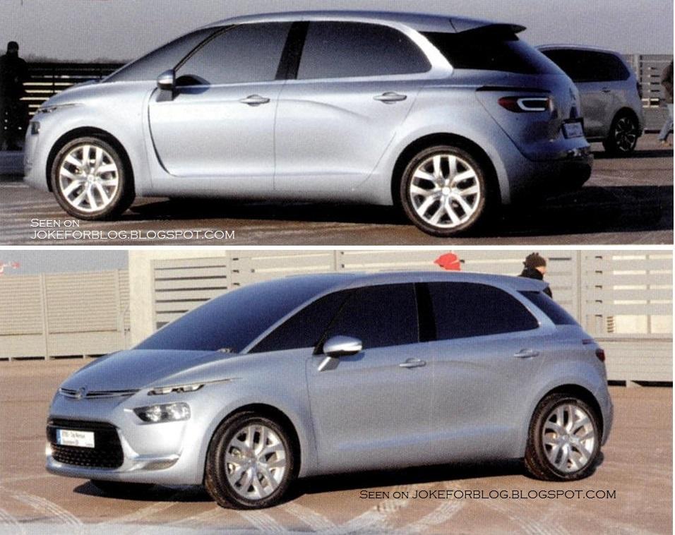 [Présentation] Le design par Citroën - Page 14 Picasso_design_story_1