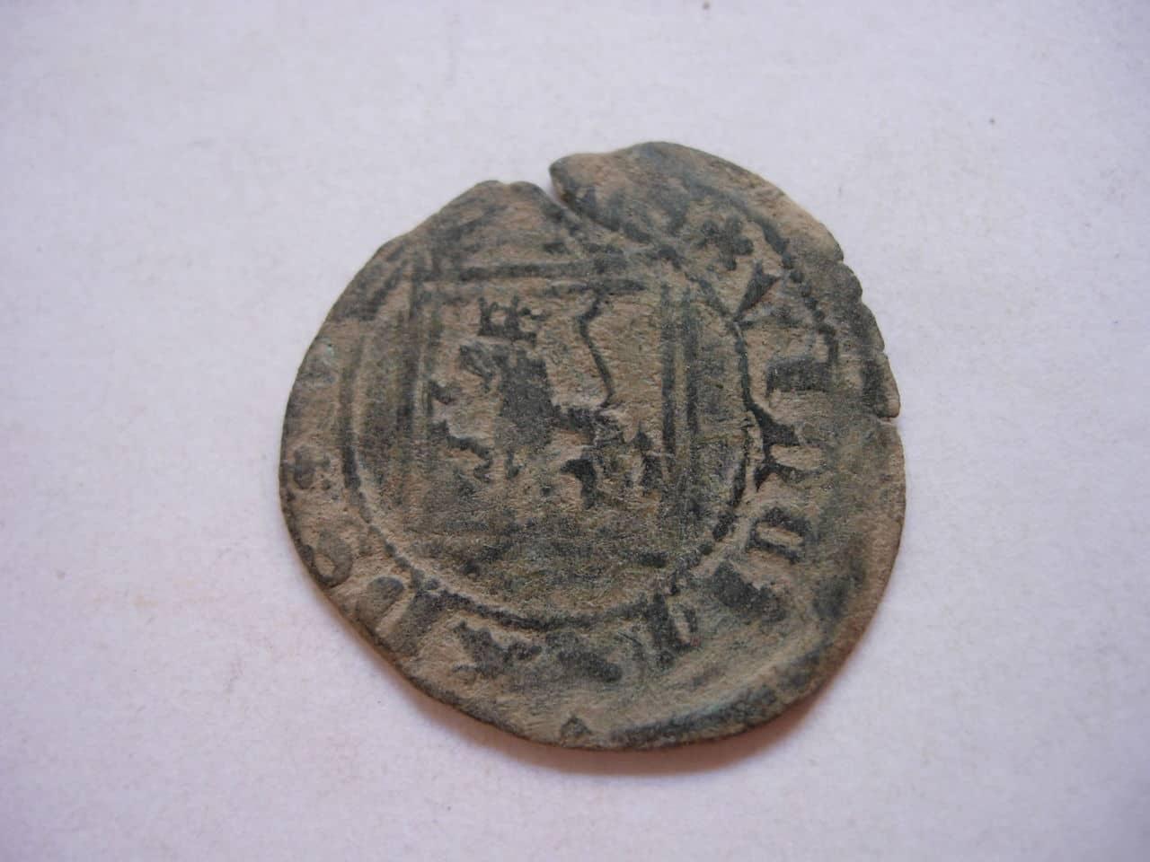 Blanca del ordenamiento de Segovia de 1471. Enrique IV. Segovia. Baj_138