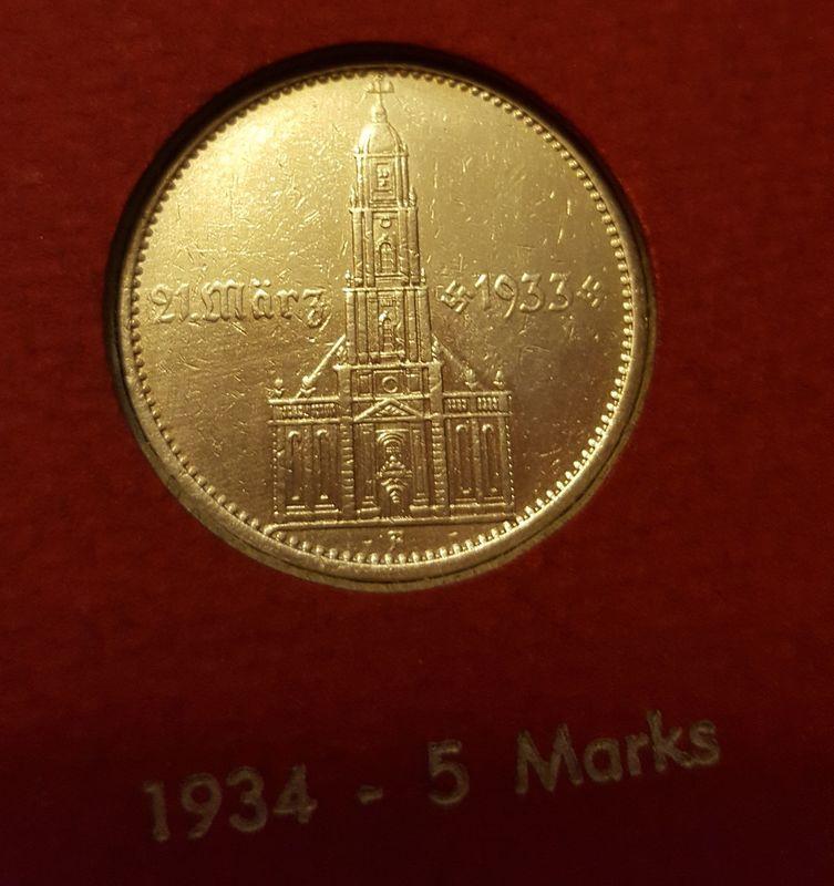 Monedas Conmemorativas de la Republica de Weimar y la Rep. Federal de Alemania 1919-1957 20170406_082604