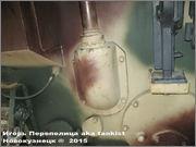 """Немецкая тяжелая САУ  """"JagdPanther""""  Ausf G, SdKfz 173, Deutsches Panzermuseum, Munster Jagdpanther_Munster_081"""