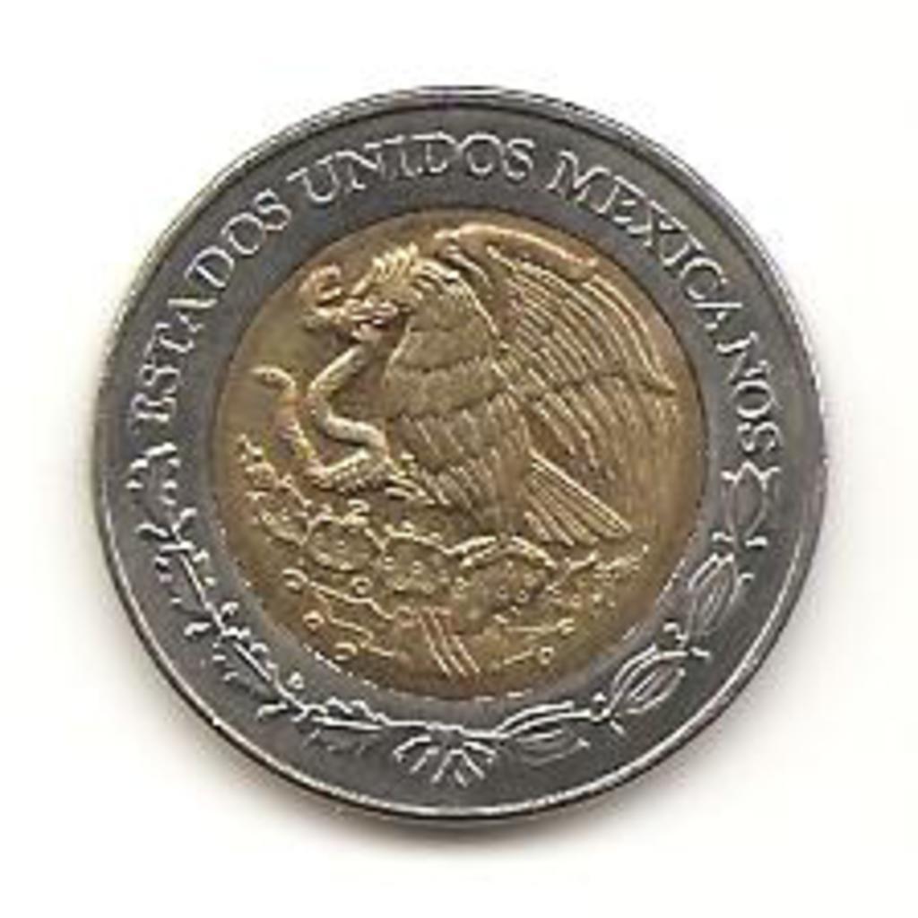 2 Pesos. México. 2006  Image