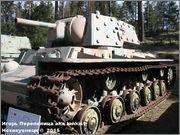 Советский тяжелый танк КВ-1, ЛКЗ, июль 1941г., Panssarimuseo, Parola, Finland  1_Parola_201