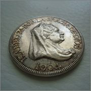1 peso Manila 1857 Isabel II - Página 3 Image