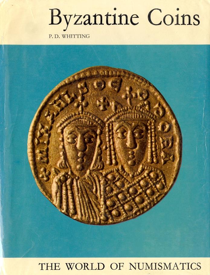 Byzantine Coins - Philip D. Whitting 002860b7