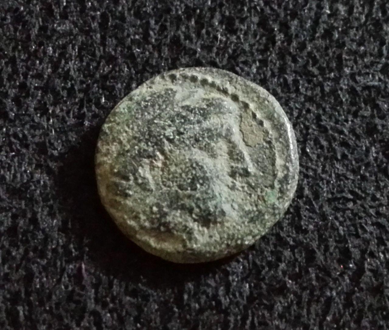 AE16 de Alejandro Magno. AΛEXANΔPOY - AI. Macedonia 20131014_210916_LLS